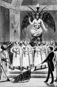 Things You Should Know About the Illuminati.........IS THAT A CROSS ON ON THE SECULAR DEVIL CHEST??