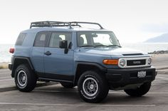 2014 Toyota FJ Cruiser Ultimate Edition