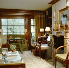 Howard Slatkin - Sitting room in the country