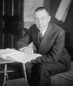 Sergei Rachmaninoff - interesting facts including some recordings of him playing his own music