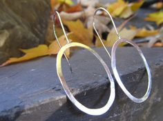 Big Hoops by LUQ2 on Etsy, $34.00