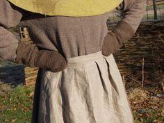 Middelaldercentrets tekstilblog: Winter habitation experiment in december
