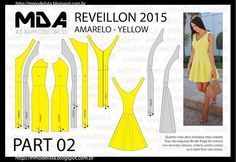 ModelistA: A3 NUM o 0155 DRESS - 2A PART