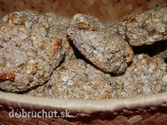 Fotorecept: Banánovo-kokosové cookies z ovsených vločiek bez múky a cukru