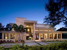 Mid Century Modern Homes & Spaces | HGTV