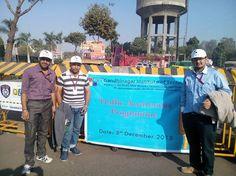 Traffic Awareness Activity at #SarangpurCircle Ahmedabad...
