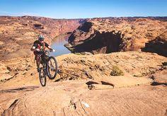 Utah Mountain Biking - Mountain Bike Trails in Utah - Ride Utah Moab Mountain Biking, Mt Bike, Mtb Trails, Visit Utah, Utah Adventures, Downhill Bike, Trail Riding, Bike Rides, Slc