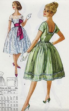 classy party dress by Millie Motts, via Flickr