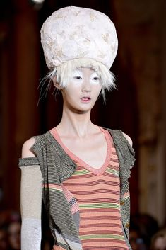Andreas Kronthaler for Vivienne Westwood Spring 2013 Ready-to-Wear Collection - Vogue