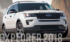 Ford Explorer 2018, disponible chez Solution Ford à Châteauguay. Ford Explorer, Car, Budget, Automobile, Vehicles, Cars