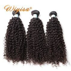 Wholesale High-end 100% natural color 40 inch afro kinky human hair wig