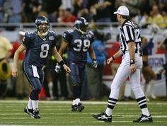 There's some calls in Super Bowl XL that really, really, REALLY were questionable.  I don't get how they made some of their calls.