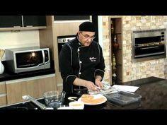 Aprenda, com o Chef's de Cozinha, a preparar um delicioso salmão ao molho de maracujá.