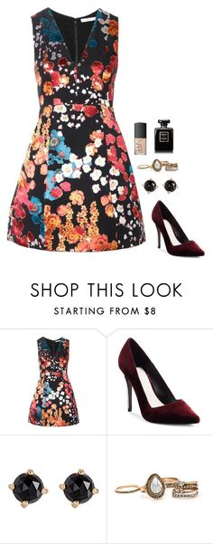 """Untitled #907"" by h1234l on Polyvore featuring Alice + Olivia, Irene Neuwirth and NARS Cosmetics"