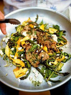 Chargrilled Pork Leg | Pork Recipes | Jamie Oliver Recipes