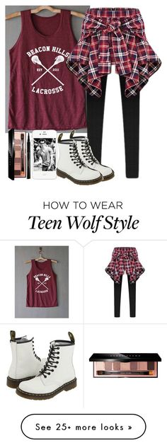 """""""Teen wolf"""" by itshammertime on Polyvore featuring Beacon, Bobbi Brown Cosmetics..."""