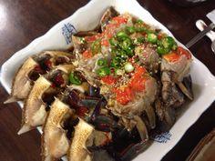 간장게장- 마포진미식당