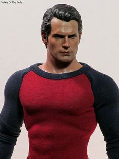 Henry Cavil Action Figure