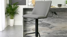 Finding comfortable yet stylish matt black bar stools isn't always easy, but here at Danetti we've created the Dante stool that combines both. Bar Stools Uk, Black Bar Stools, Bar Chairs, Dining Chairs, Ottoman Bed, Adjustable Bar Stools, Cost Of Goods, New Beds, Black Faux Leather