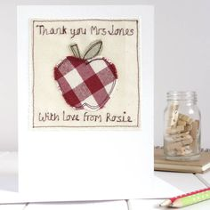 e6dd5275006df Personalised Thank You Teacher Card