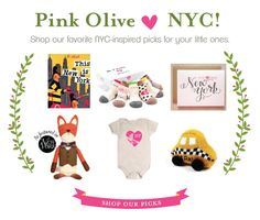 It's time to celebrate the little ones… NYC style!