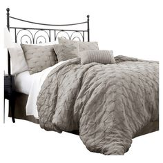 Lush Decor Lake Como 4 Piece Comforter Set Ping Great Deals On Sets Home Pinterest