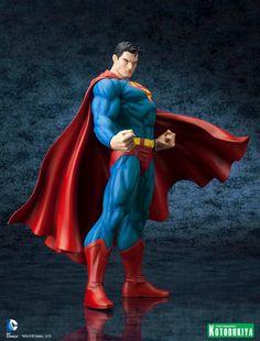 Ya se acerca el día del niño, por si ocupan regalarme algo...  Superman's New For Tomorrow Statue by Koto is Classic andStunning
