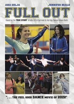 Full Out - Based on a true story about 14-year- old Ariana Berlin, a gymnast who was in a debilitating car accident. Inspiring!