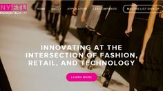 Fashion-forward NYC incubator picks its startups (Discussed in episode 10 of the Pop Fashion podcast)