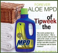 Forever Living Products - Tip of the Week on Pinterest | Aloe ...