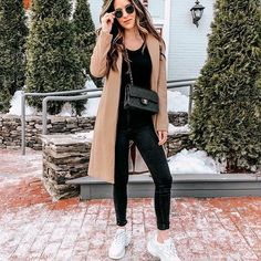 Winter Fashion Trends 2020 for Casual Outfits Casual Fall Outfits, Spring Outfits, Trendy Outfits, Winter Outfits, Cute Outfits, Winter Clothes, Paris Spring Outfit, Paris Winter Fashion, Dress Outfits