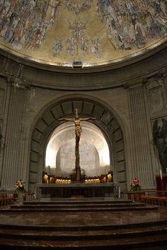 Altar Mayor - Valle de los Caidos, España