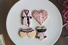 Dallas Shaw Blog { the victoria's secret fashion show cookies }