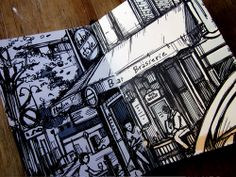 why do people have such amazing sketchbooks?