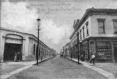 Puerta oeste mercado central Av Cent 1893 SJ CR