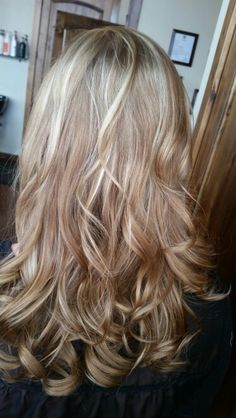 Blond Highlights Blond And Mocha On Pinterest