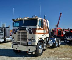 Freightliner, A real work horse
