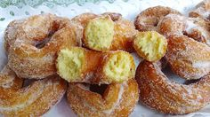 are you bored of routine food? I am also I feel boring that why I search around the world about new recipes. Chef Recipes, Sweet Recipes, Baking Recipes, Portuguese Desserts, Portuguese Recipes, Thermomix Desserts, Homemade Donuts, Vegan Sweets, Vegan Baking