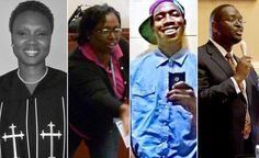 REMEMBERING THE VICTIMS: Stories of 9 killed in Charleston - NY ...