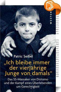 """""""Ich bleibe immer der vierjährige Junge von damals""""    ::  Die außergewöhnliche Lebensgeschichte von Argyris Sfountouris, der das von deutschen Soldaten verübte Massaker von Distomo 1944 überlebte und seitdem für Gerechtigkeit und Ausgleich kämpft.   Argyris Sfountouris ist knapp vier Jahre, als die Deutschen seine Eltern ermorden. Wie durch ein Wunder überlebt er das Massaker von Distomo im Juni 1944. Er wird getrennt von seinen Schwestern und kommt in ein Schweizer Kinderdorf: seine ..."""