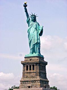 120 Ideas De Estatua De La Libertad Estatua De La Libertad Estatuas Libertad