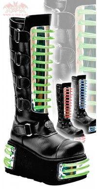 Demonia Boots 'Dark Galaxy'