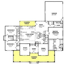 Torrey Efficient Ranch Duplex House plans Floors and House