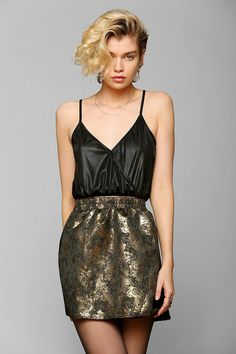 #Urban Outfitters         #Skirt                    #Lucca #Couture #Jacquard #Full #Skirt #Urban #Outfitters                     Lucca Couture Jacquard Full Skirt - Urban Outfitters                                                    http://www.seapai.com/product.aspx?PID=1568418