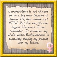 #Endometriose #endometriosis
