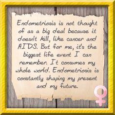 #Endometriose #endometriosis
