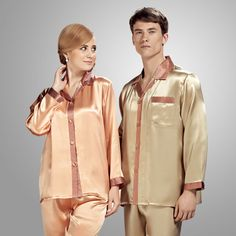 Couple Pajamas 100% Silk Sleepwear Men Summer Style Home Sleepwear Two Piece Sets Pijamas Hombre Pijama Nightgown Women Pajama http://satyrs.myshopify.com/products/couple-pajamas-100-silk-sleepwear-men-summer-style-home-sleepwear-two-piece-sets-pijamas-hombre-pijama-nightgown-women-pajama?utm_campaign=outfy_sm_1486611295_704&utm_medium=socialmedia_post&utm_source=pinterest   #me #instacool #life #instalike #ootd #style #hot #pretty #fashion #fun #love #photooftheday #beautiful #instagood…