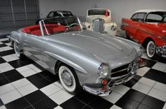 Beautiful Mercedes-Benz SL-Class - remarkably restored and would make a great investment! #dreamcar #spon
