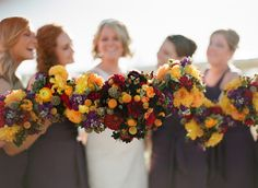 FALL WISCONSIN WEDDING | Fall wedding colors
