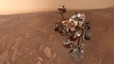 NASA's Curiosity rover has taken its last selfie on the twisting ridge on Mars that has been the robotic explorer's home for more than a year, the US space agency said.After having collected new samples from the Vera Rubin Ridge, the car-sized rover. Nasa Curiosity Rover, Curiosity Mars, Linux, Selfies, Instruments, Red Planet, Space Photos, The Martian, British Museum